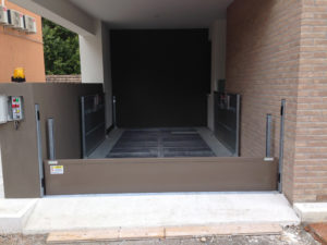 ascensore per auto