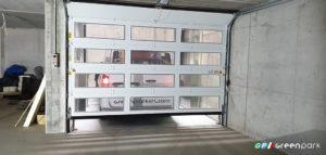 ascensore auto montauto green park Lift C2 ccb scb senza tetto di copertura
